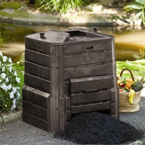 The Algreen Soil Saver Composter Bin